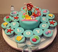 the mermaid cake delectable delites mermaid cake cupcake set for floyce s