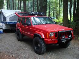 red cherokee jeep cherokee xj pinterest cherokee jeeps and