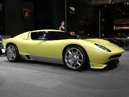 lamborghini miura lamborghini miura concept high resolution image 2 of 12