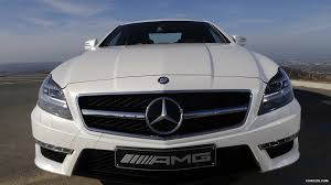 mercedes wallpaper white mercedes benz cls63 amg 2012 us version diamond white front