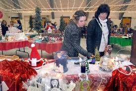 holiday bazaars continue this weekend peninsula daily news