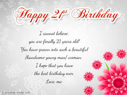 cards best birthday wishes 21st birthday wishes messages and 21st birthday card wordings