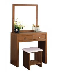 Dressing Table Set 100 Assembled White Modern Dressing Table Set