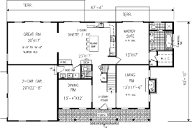 traditional house floor plans honeycomb colonial country home plan 089d 0004 house plans and more