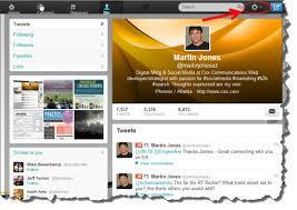 layout of twitter page how to switch to the new twitter layout and personal profile cox blue