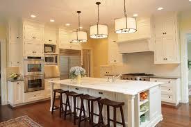 height of kitchen island