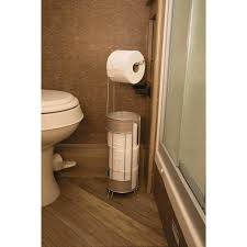 covered toilet paper holder camping world