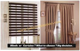 johnson blinds blinds or curtains what to choose big decision