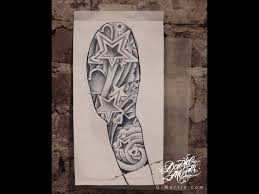 42 best half sleeve tattoo sketches images on pinterest