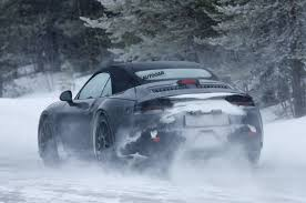 porsche 911 snow next porsche 911 cabriolet to be brand u0027s first drop top hybrid