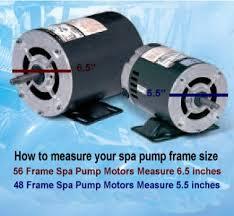 ao smith spa pump motors tub motors replacement spa motors