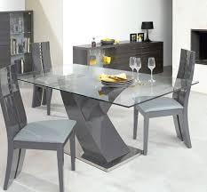 table de cuisine design table de salle a manger en verre conforama repas design bois massif