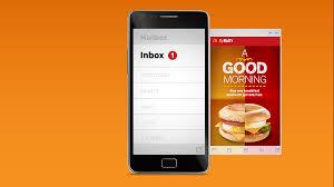 mobile ordering mcdonald s canada