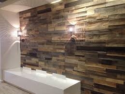 Faux Walls Diy Project With Faux Wood Paneling For Walls Books To Read Rustic