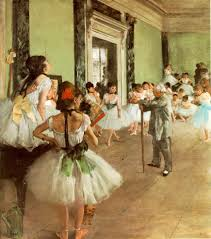 and letters review of dancing for degas by kathryn wagner