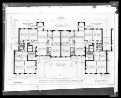 New York Apartments Floor Plans Museum Of The City Of New York Typical Floor Plan Apartment