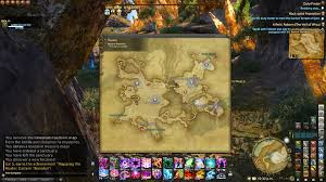 Leather Map Any Help With This Treasure Map Location I Have No Idea Ffxiv