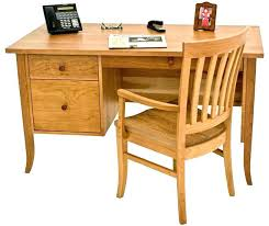 Small Wooden Desk Wood Desk With Drawers Kgmcharters