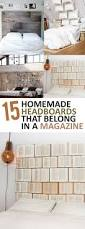 Headboards Top 25 Best Homemade Headboards Ideas On Pinterest Rustic