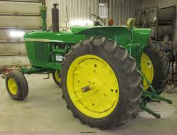 1968 john deere 3020 tractor item l1848 sold december 2