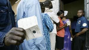 se branle au bureau préparations des élections locales au cameroun