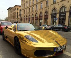 golden ferrari a weekend in munich taste of mind