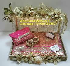 wedding trays fancy tray wedding trays trousseau packing aana decoration