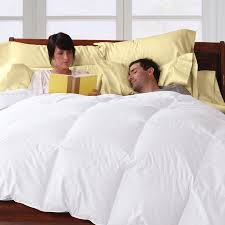 How To Choose A Down Comforter How To Choose Your Best Down Alternative Comforter By Feeling