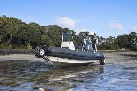 superyacht tenders sealegs recreational
