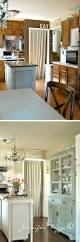 before and after 25 budget friendly kitchen makeover ideas hative before after shabby chic