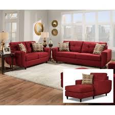 Burgundy Living Room Set Burgundy Living Room Set Wayfair