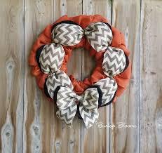 halloween burlap wreath homely handmade fall wreath designs for the coming season
