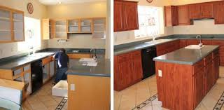 simple kitchen renovation interior design