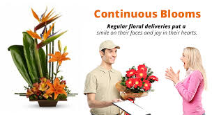 Monthly Flower Delivery The Gift Of Monthly Flower Bouquets Bring Big Smiles To Those