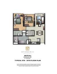 Mgm Signature 2 Bedroom Suite Floor Plan by Las Vegas Hotels 2 Bedroom Suites