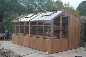 swallow rook 8x12 wooden potting shed greenhouse stores