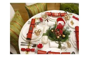 christmas party table decorations lovely christmas decoration ideas for your home christmas