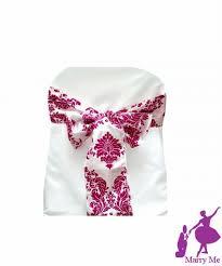cheap chair sashes wholesale 100pcs wholesale cheap wedding damask corset chair sash sashes