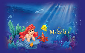 mermaid film u0026 character disney uk