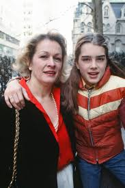 brooke shields turned 50 but she was a dorky little teen like the
