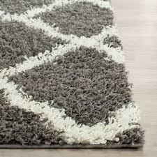safavieh daley power loomed shag area rug or runner walmart com