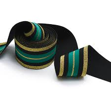 elastic ribbon by the yard metallic elastic stretch ribbon trim 2 50mm joyce trimming