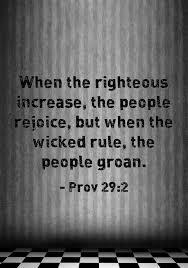 7 important bible verses corruption