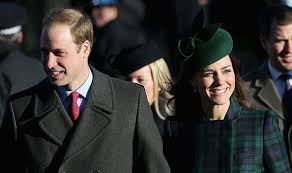 prince george spends his at sandringham as the