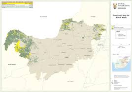 Map South Africa Department Of Agriculture Forestry And Fisheries U003e Branches