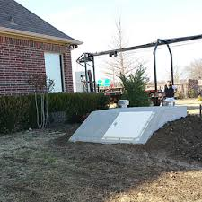 Backyard Tornado Shelter U S Storm Shelters Protect Your Family Or Business From