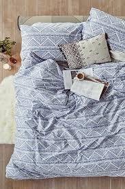 Tribal Pattern Comforter Knox Print Blue Duvet Set Blue Duvet Duvet Sets And Duvet