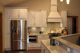 Pre Manufactured Kitchen Cabinets Amazing Kitchen Best Semi Custom For Trend And Cabinet Doors
