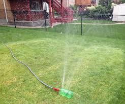 diy sprinkler fun 4 steps
