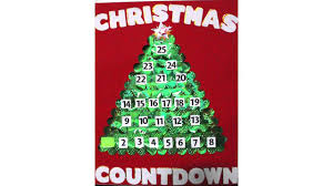 christmas countdown poster idea artskills poster supplies youtube